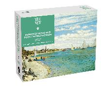 Cover-Bild zu The Metropolitan Museum Of Art: Impressionism and Post-Impressionism 2022 Day-to-Day Calendar
