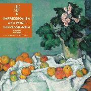 Cover-Bild zu The Metropolitan Museum Of Art: Impressionism and Post-Impressionism 2022 Mini Wall Calendar