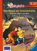 Cover-Bild zu Das Rätsel der Drachenhöhle - Leserabe 1. Klasse - Erstlesebuch für Kinder ab 6 Jahren von Klein, Martin