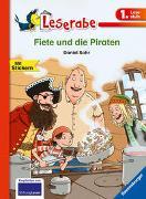 Cover-Bild zu Fiete und die Piraten - Leserabe 1. Klasse - Erstlesebuch für Kinder ab 6 Jahren von Sohr, Daniel