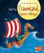 Cover-Bild zu Auf ins Traumland, kleiner Wikinger! von Niessen, Susan