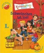 Cover-Bild zu Schweinchen ist los! - Buch mit Hörspiel-CD von Niessen, Susan