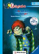 Cover-Bild zu Hilfe, ich bin ein Vampir - Leserabe 2. Klasse - Erstlesebuch ab 7 Jahren von Niessen, Susan