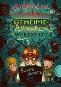 Cover-Bild zu Professor Mirakels Geheime-Wünsche-Werkstatt von Niessen, Susan