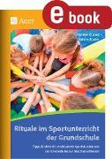 Cover-Bild zu Gliewe, Hannah: Rituale im Sportunterricht der Grundschule (eBook)