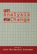 Cover-Bild zu Gottman, John Mordechai (Hrsg.): The Analysis of Change (eBook)