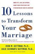 Cover-Bild zu Gottman, John: Ten Lessons to Transform Your Marriage