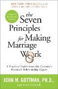 Cover-Bild zu Gottman, John: The Seven Principles for Making Marriage Work