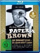 Cover-Bild zu Rühmann, Heinz (Schausp.): Pater Brown - Die besten Kriminalfälle