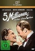 Cover-Bild zu Heinz Rühmann (Schausp.): Fünf Millionen suchen einen Erben