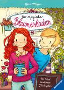 Cover-Bild zu Mayer, Gina: Der magische Blumenladen, Band 2: Ein total verhexter Glücksplan