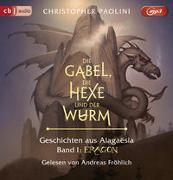 Cover-Bild zu Die Gabel, die Hexe und der Wurm. Geschichten aus Alagaësia. Band 1: Eragon von Paolini, Christopher