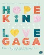 Cover-Bild zu Channel Kindness - Geschichten über Freundlichkeit und Zusammenhalt von Born this Way Foundation