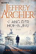 Cover-Bild zu Archer, Jeffrey: Klang der Hoffnung (eBook)