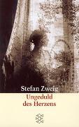 Cover-Bild zu Zweig, Stefan: Ungeduld des Herzens - Gesammelte Werke in Einzelbänden