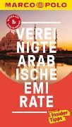 Cover-Bild zu MARCO POLO Reiseführer Vereinigte Arabische Emirate von Wöbcke, Manfred