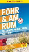 Cover-Bild zu MARCO POLO Reiseführer Föhr, Amrum, Pellworm, Nordstrand, Halligen von Schuppius, Arnd M.