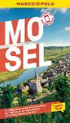 Cover-Bild zu MARCO POLO Reiseführer Mosel von Zieseniß, Jana