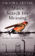 Cover-Bild zu Frankl, Viktor E: Man's Search for Meaning