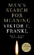 Cover-Bild zu Frankl, Viktor E.: Man's Search for Meaning (International Edition)