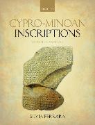 Cover-Bild zu Ferrara, Silvia: Cypro-Minoan Inscriptions
