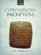 Cover-Bild zu Ferrara, Silvia: Cypro-Minoan Inscriptions, Volume 2: The Corpus