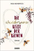 Cover-Bild zu Die wundersame Reise der Bienen von Keweritsch, Katja