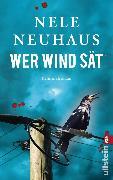 Cover-Bild zu Neuhaus, Nele: Wer Wind sät (eBook)