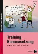 Cover-Bild zu Training Kommasetzung von Lascho, Birgit