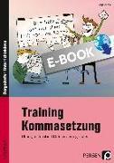 Cover-Bild zu Training Kommasetzung (eBook) von Lascho, Birgit