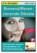 Cover-Bild zu Binnendifferenzierende Diktate (eBook) von Lascho, Birgit