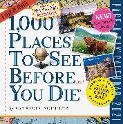 Cover-Bild zu 1000 Places to See Page-A-Day Calendar 2021