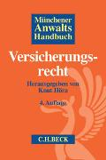 Cover-Bild zu Höra, Knut (Hrsg.): Münchener Anwaltshandbuch Versicherungsrecht