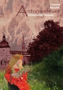 Cover-Bild zu Bauer, Yvonne: Antoniusfeuer (eBook)