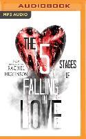 Cover-Bild zu Higginson, Rachel: 5 STAGES OF FALLING IN LOVE M
