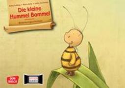 Cover-Bild zu Die kleine Hummel Bommel. Kamishibai Bildkartenset von Kelly, Maite