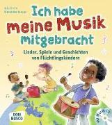 Cover-Bild zu Ich habe meine Musik mitgebracht von Erche, Julia