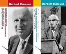 Cover-Bild zu Kombipaket Eindimensionaler Mensch / Kapitalismus und Opposition (eBook) von Marcuse, Herbert