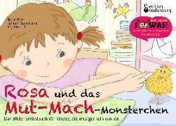 Cover-Bild zu Eder, Sigrun: Rosa und das Mut-Mach-Monsterchen