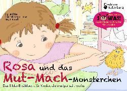 Cover-Bild zu Heine, Hannah-Marie: Rosa und das Mut-Mach-Monsterchen (eBook)