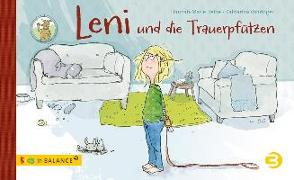Cover-Bild zu Heine, Hannah-Marie: Leni und die Trauerpfützen