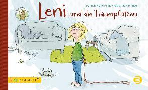 Cover-Bild zu Heine, Hannah-Marie: Leni und die Trauerpfützen (eBook)