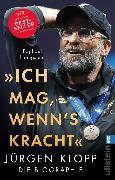 """Cover-Bild zu Honigstein, Raphael: """"Ich mag, wenn's kracht."""" (eBook)"""