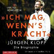 """Cover-Bild zu Honigstein, Raphael: """"Ich mag, wenn's kracht."""" (Audio Download)"""
