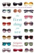 Cover-Bild zu Delacourt, Gregoire: The First Thing You See (eBook)
