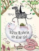 Cover-Bild zu Hanácková, Pavla: Warum Nilpferde nie allein sind: Außergewöhnliche Freundschaften in der Natur