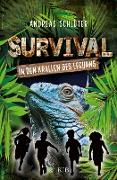 Cover-Bild zu Schlüter, Andreas: Survival - In den Krallen des Leguans (eBook)