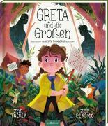 Cover-Bild zu Greta und die Großen von Tucker, Zoë