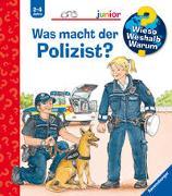 Cover-Bild zu Erne, Andrea: Was macht der Polizist?