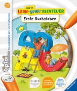 Cover-Bild zu Odersky, Eva: tiptoi® Erste Buchstaben
